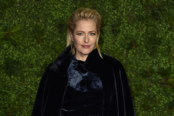 Gillian Anderson sarà Eleanor Roosevelt in «The First Lady»